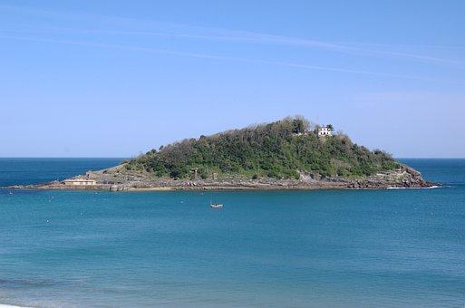 Isla Santa Clara, Spring, San Sebastian