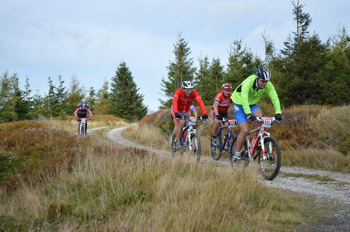 Mountain Bikes, Bike Ride, Jizera Mountain Biking