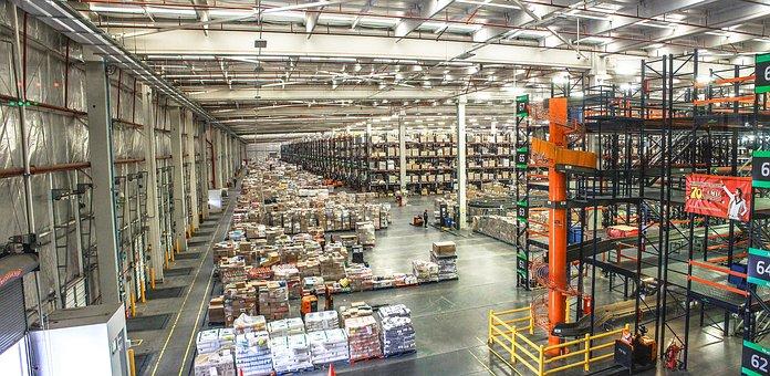 Distribution Center, Distribution, Logistics