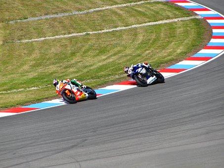 Max Biaggi, Marco Melandri, Racing, Race, Motorcycle