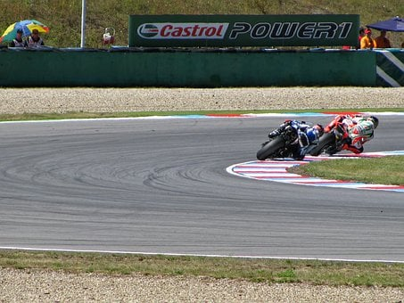 Max Biaggi, Marco Melandri, Racing, Racing Motorcycle