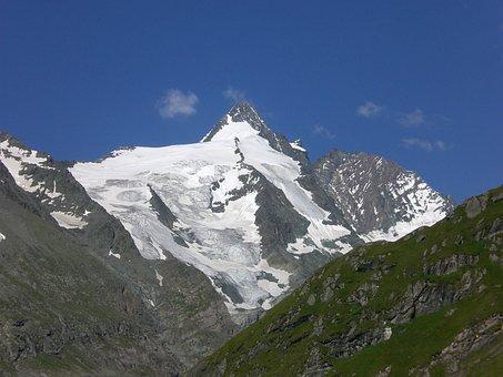 Mountain, Alpine, Snow, 3000, Mountains, Rock