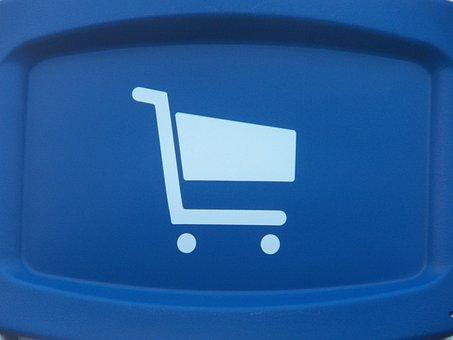 Shopping Cart, Carts, Store, Shop, Shopping, Supplies