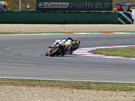Racing, Racing Motorcycle, Racing Bike, Sports, Fast