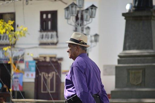 Grandparents, Human Rights, Third Age, Antioquia