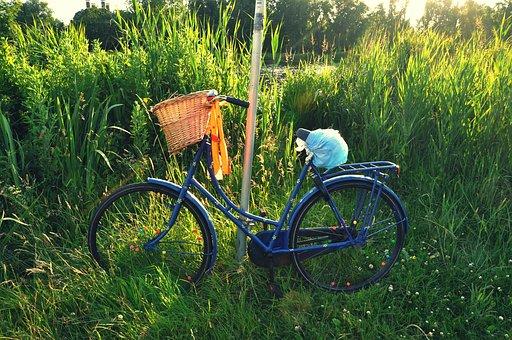 Bicycle, Bike, Vintage Bicycle, Travel, Transport