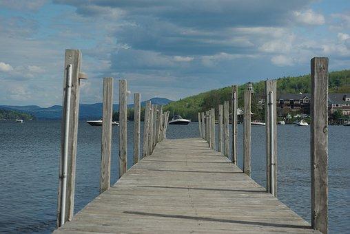Lake, Vinnipausake, New Hampshire, Water