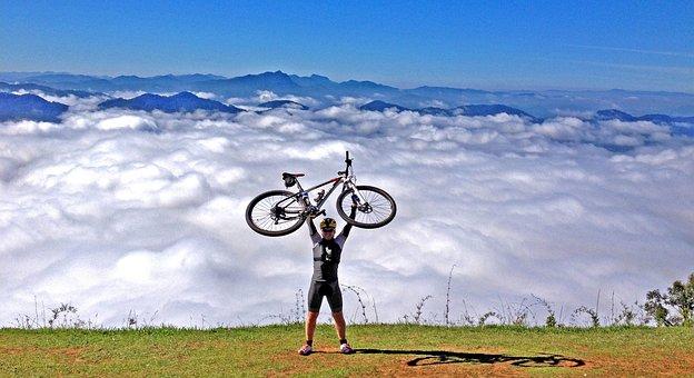 Mountain Bike, Bike, Wheel, Cycling, Sports Equipment