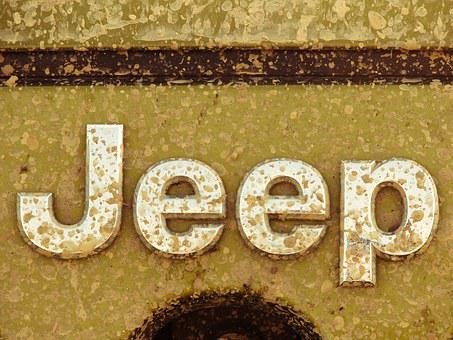 Jeep Wrangler, 4 X 4, Off Road, Mud, Logo