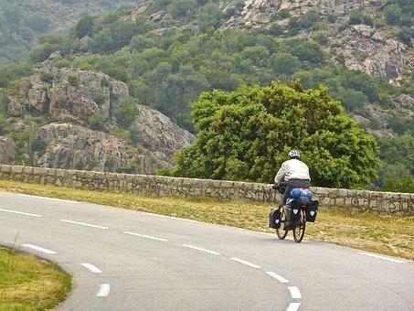 Touring, Cycling, Biking, Bike Riding, Adventure
