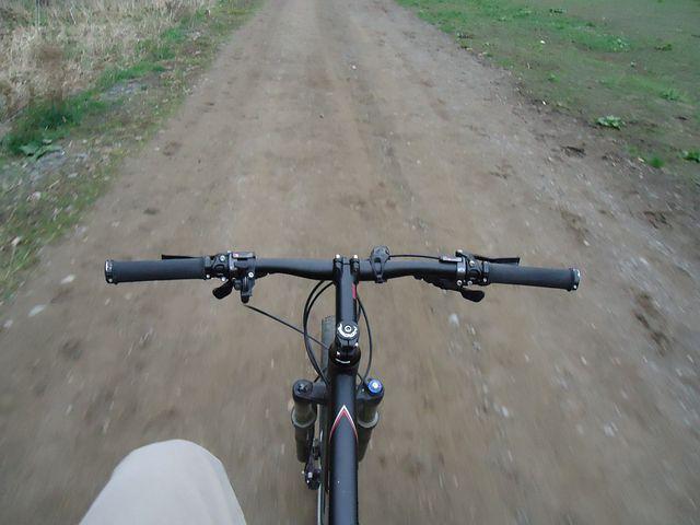 Bike, Away, Touring Bike