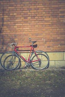 Bicycle, Bike, Classi Bike, Classic, Clean, Crown Gear
