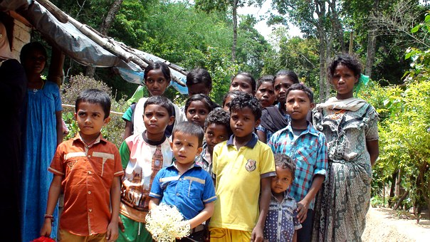 Wynad, Tribal, Colony, Kerala, Art