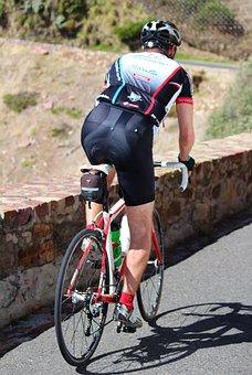 Cyclists, Cycling, Bike, Touring Bike, Sporty, Leisure