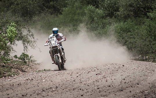 Motorbike, Dakar, Race, Motorcycle, Motocycle