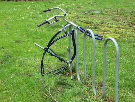 Bike, Theft, Bicycle, Protection, Safe, Isolated