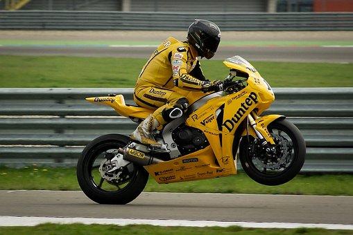 Motorbike, Racing Bike, Motorcycle, Speed, Motor, Race