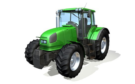 Tractor, Agricultural Machinery, Tug, Agriculture