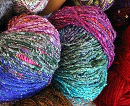 Yarn, Wool, Color, Handmade, Textile, Craft, Hobby