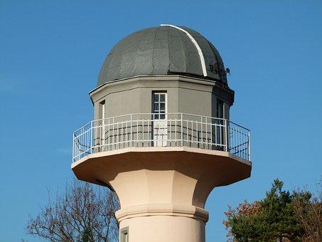Alexander Frantz, Observatory, Blasewitz, Astronomy