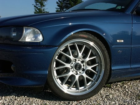 Rim, Bmw, Set Of 3, Coupe, Wheel, Mature, Auto