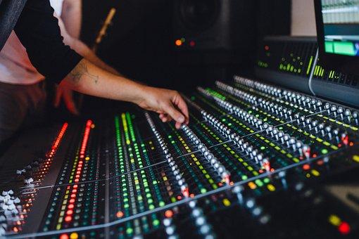 Control Panels, Controls, Equipment, Hand, Technology