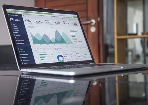 Laptop, Macbook, Reflection, Table, Technology