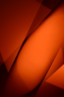 Orange, Fluorescent Tubes, Light, Lighting, Color