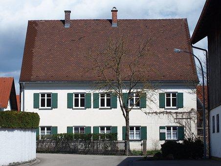 Altdorf, Vicarage, Parsonage, Mariae Himmelfahrt