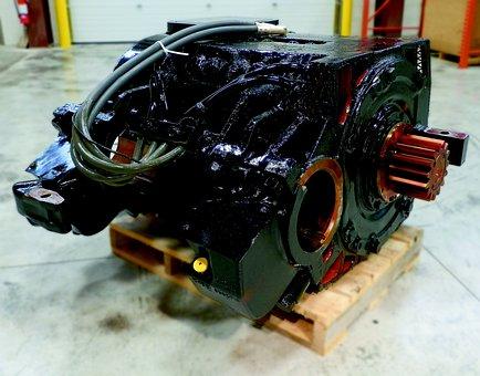 Rail Traction Motor, Traction Motor Repair, Railroad