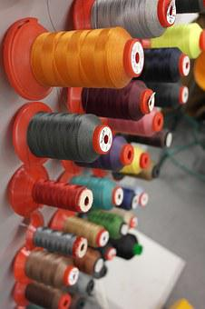 Loose Ends, The Threads, S, A Seamstress, Sewing