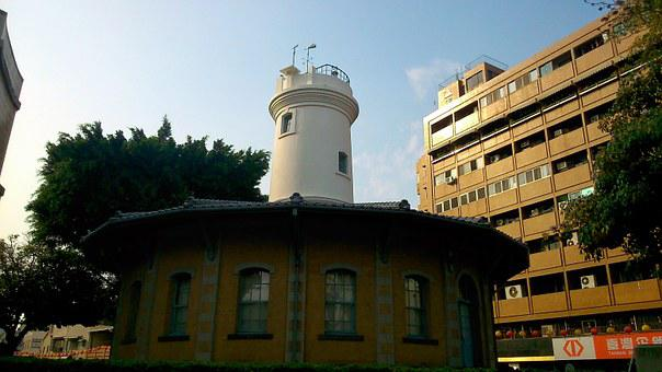 The Central Meteorological Observatory, Building