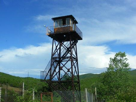 Tower Observatory, Concentration Camp, The Old