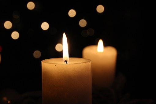Advent, Candles, Christmas, Before Christmas
