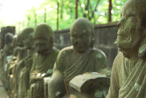 Buddha Statue, Stone Statues, Think About, Tradition
