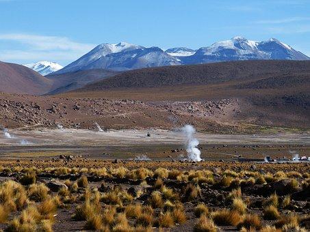 Chile, Atacama, San Pedro De Atacama, South America
