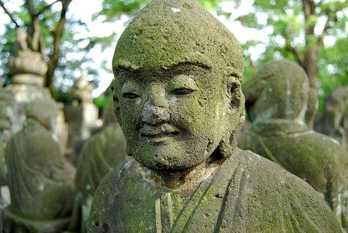 Buddha Statue, Stone Statues, Tradition, Kawagoe
