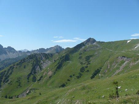 Schochen Top, Hike, Mountain Hike, Hiking, More