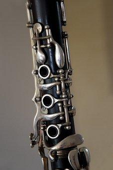 Clarinet, Music, Musical Instrument, Woodwind, Folding