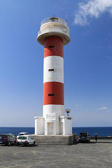 New Lighthouse, La Palma, Lighthouse