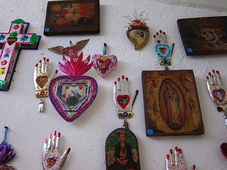 Mexico, Frida Kahlo, Painting, Art