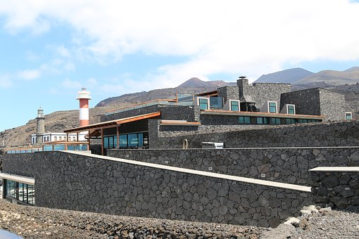 La Palma, Info Center, Fargo De Fuencaliente, Salinas