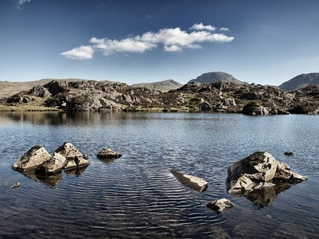 Innominate Tarn, Haystacks, Lake District, Tarn, Lake