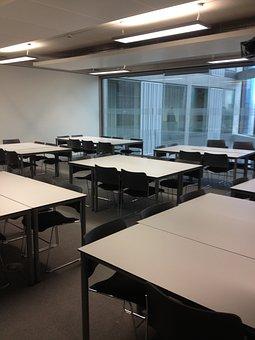 Classroom, Teaching, School, Educational, Class