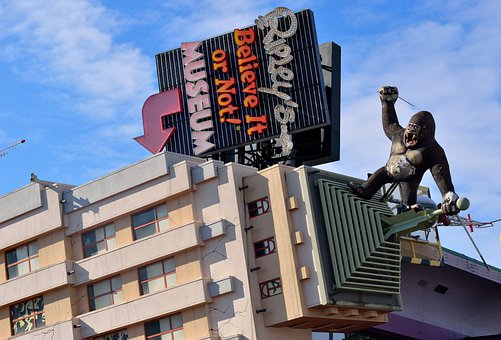 Ripley's Museum, Niagara Falls, Tourist, Attraction