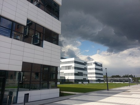 Architecture, Kleve, University, University Campus