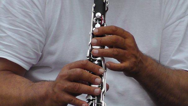 Clarinet, Wind Instrument, Woodwind, Music