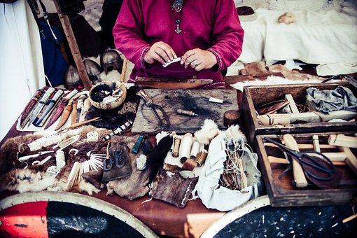Crafter, Crafting, Craftsmanship, Leather