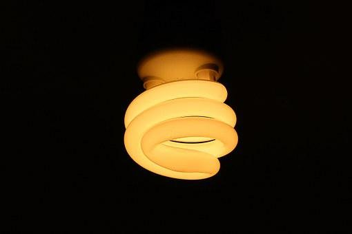 Sparlampe, Bulbs, Lamp, Lighting, Energiesparlampe