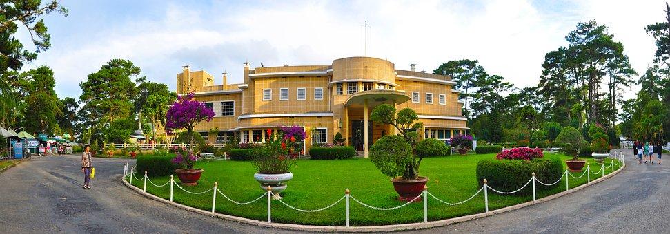 Vietnam, Bao Dai, Dalat, French Agency